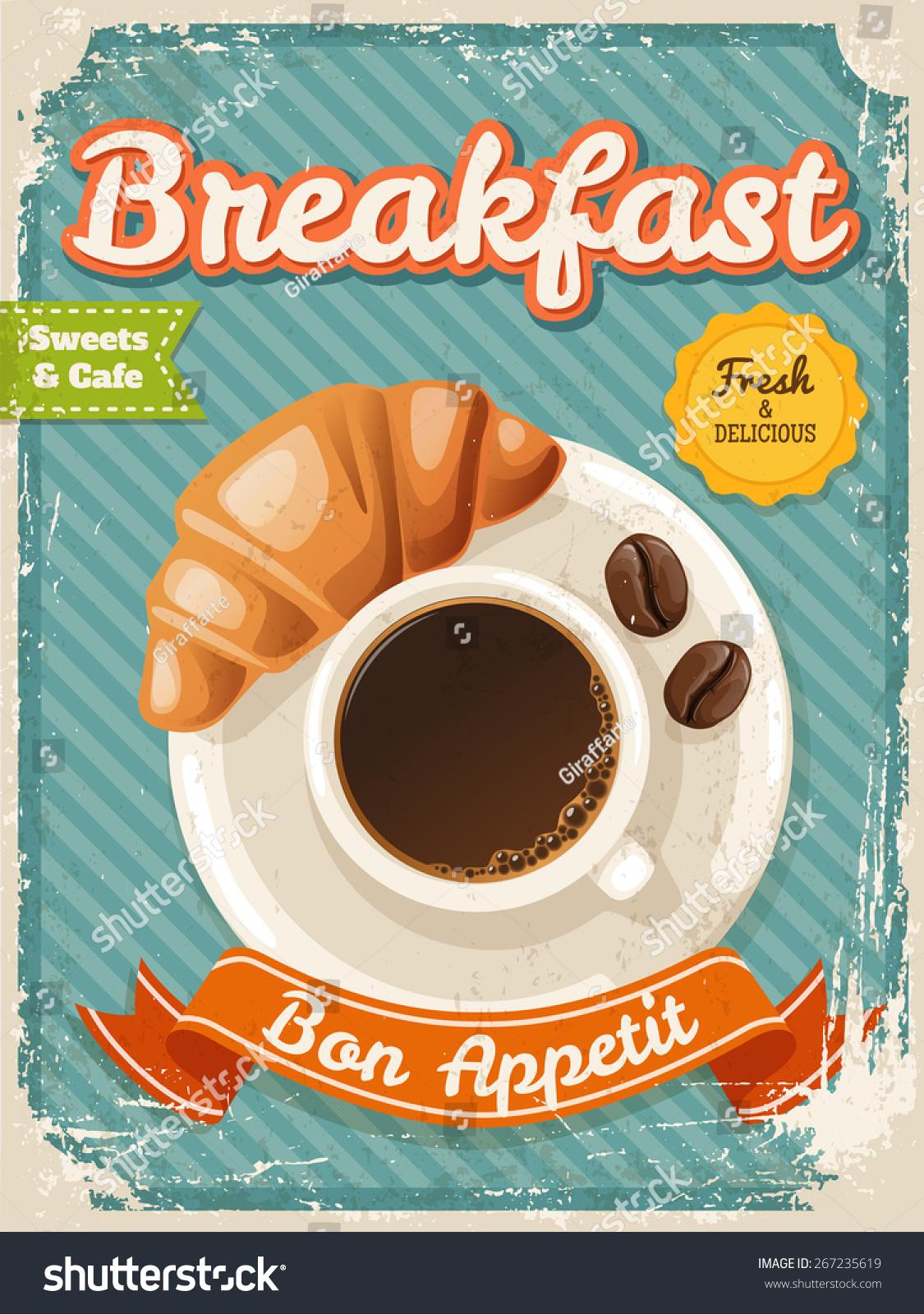 Vintage Breakfast 19