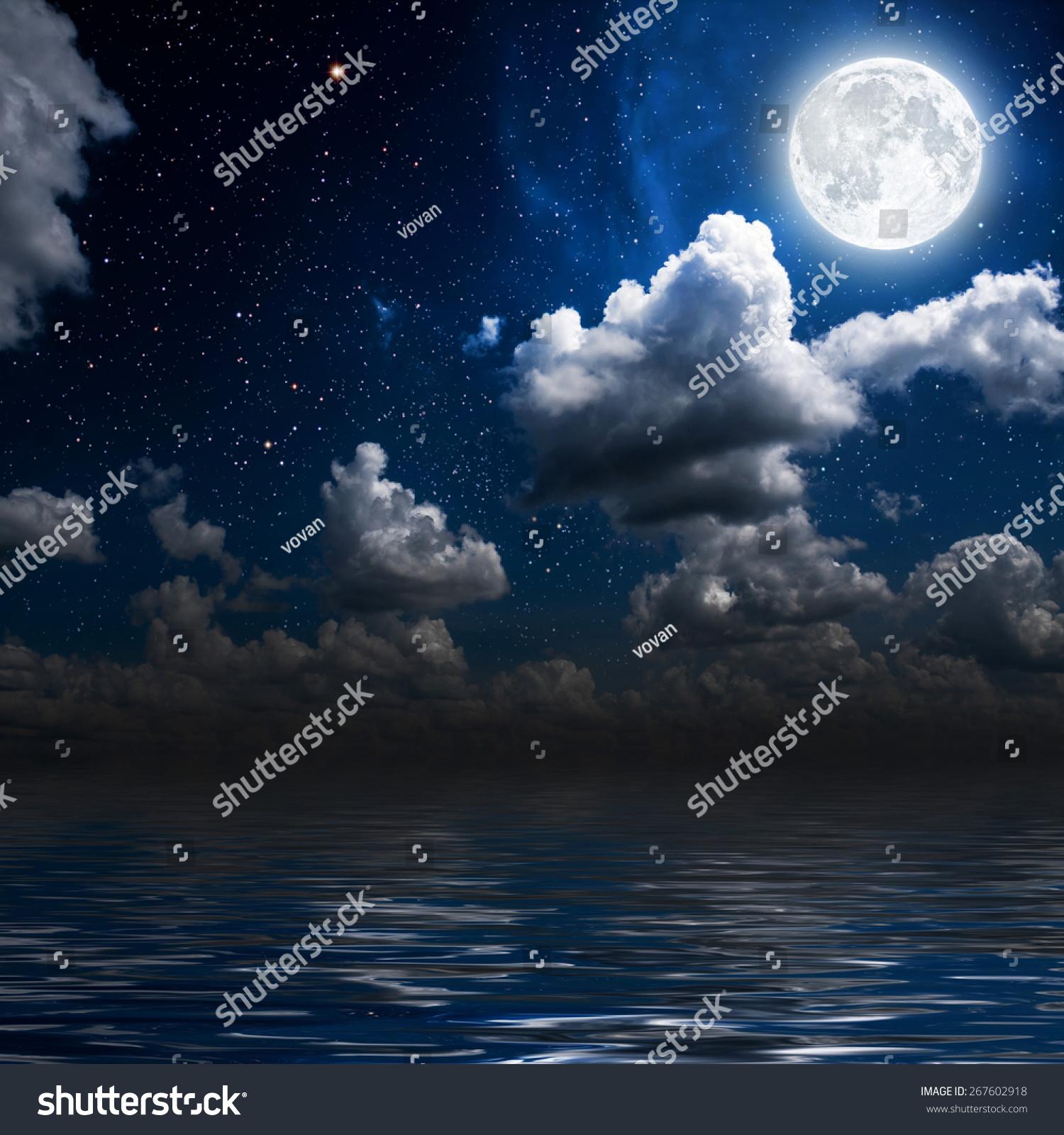 nasa night sky mezza luna - photo #39