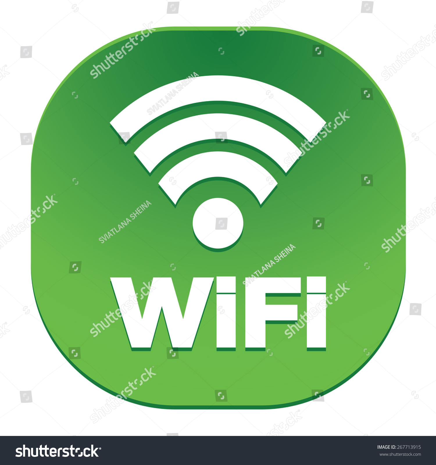 Wireless network symbol internet connection icon stock vector wireless network symbol internet connection icon buycottarizona Images