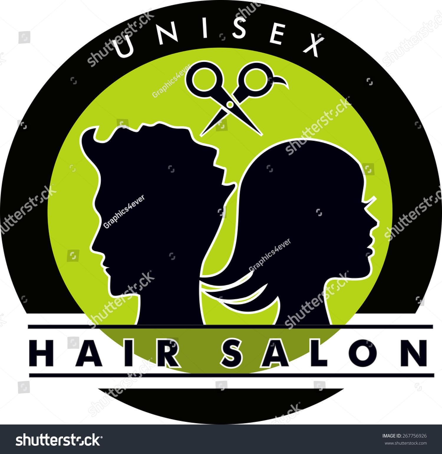 Hair Salon Unisex Design