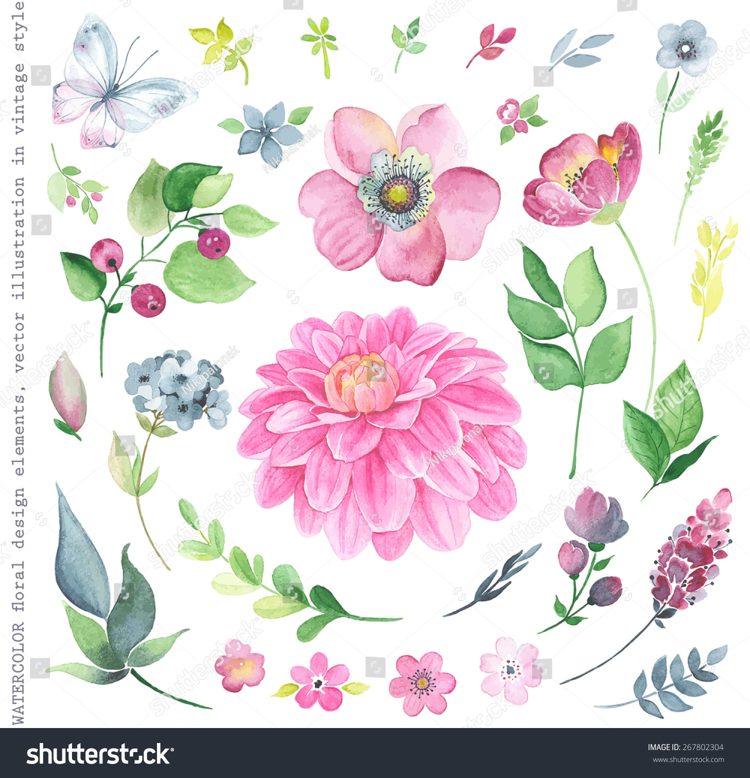 collection of floral design - photo #18
