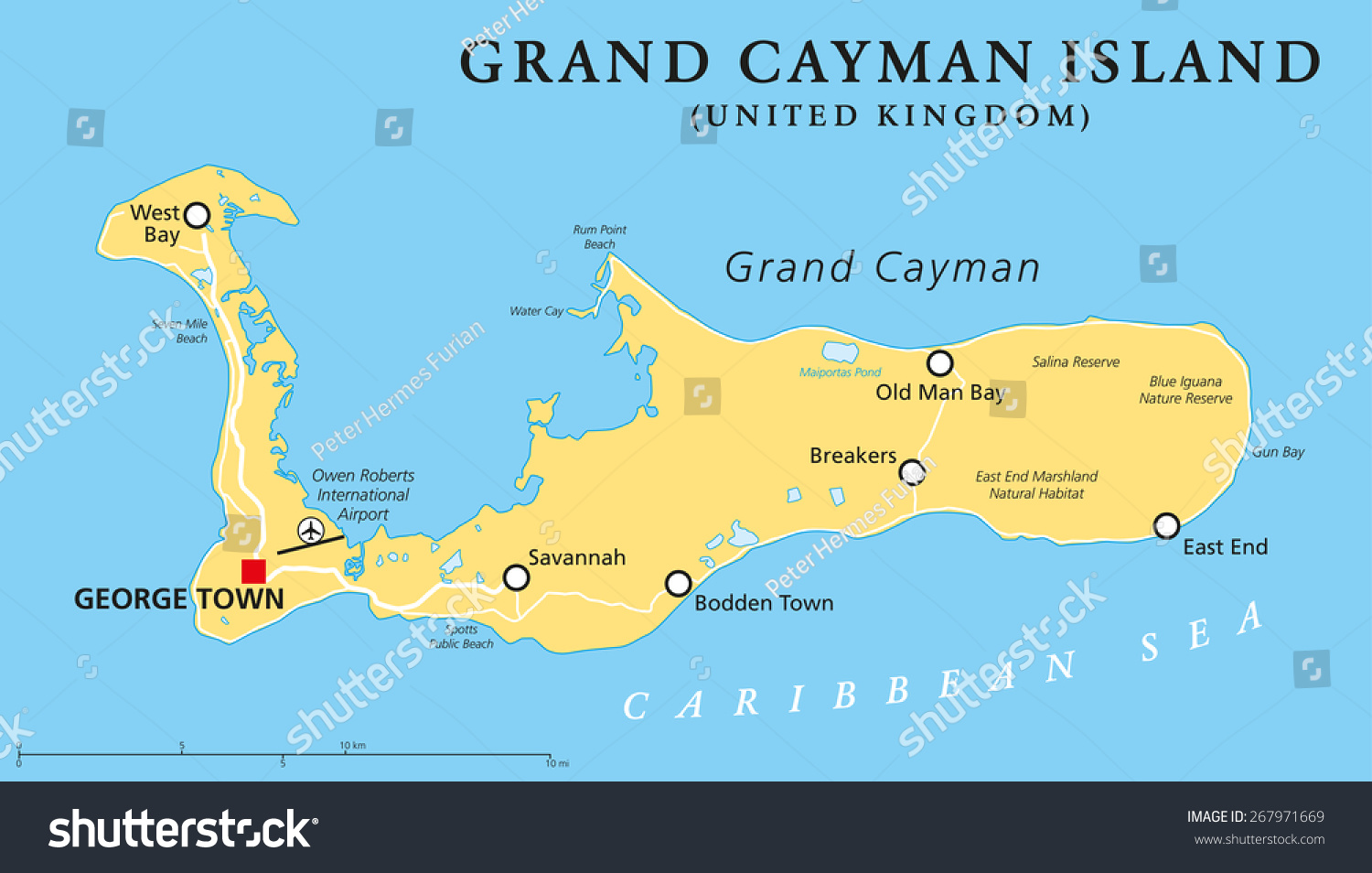 Grand Cayman Island Capital