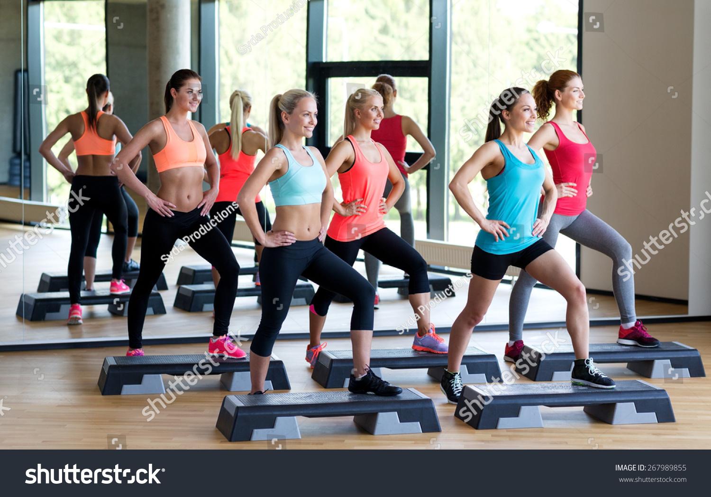 Fitness sport training gym lifestyle concept stock photo for Gimnasio sport gym