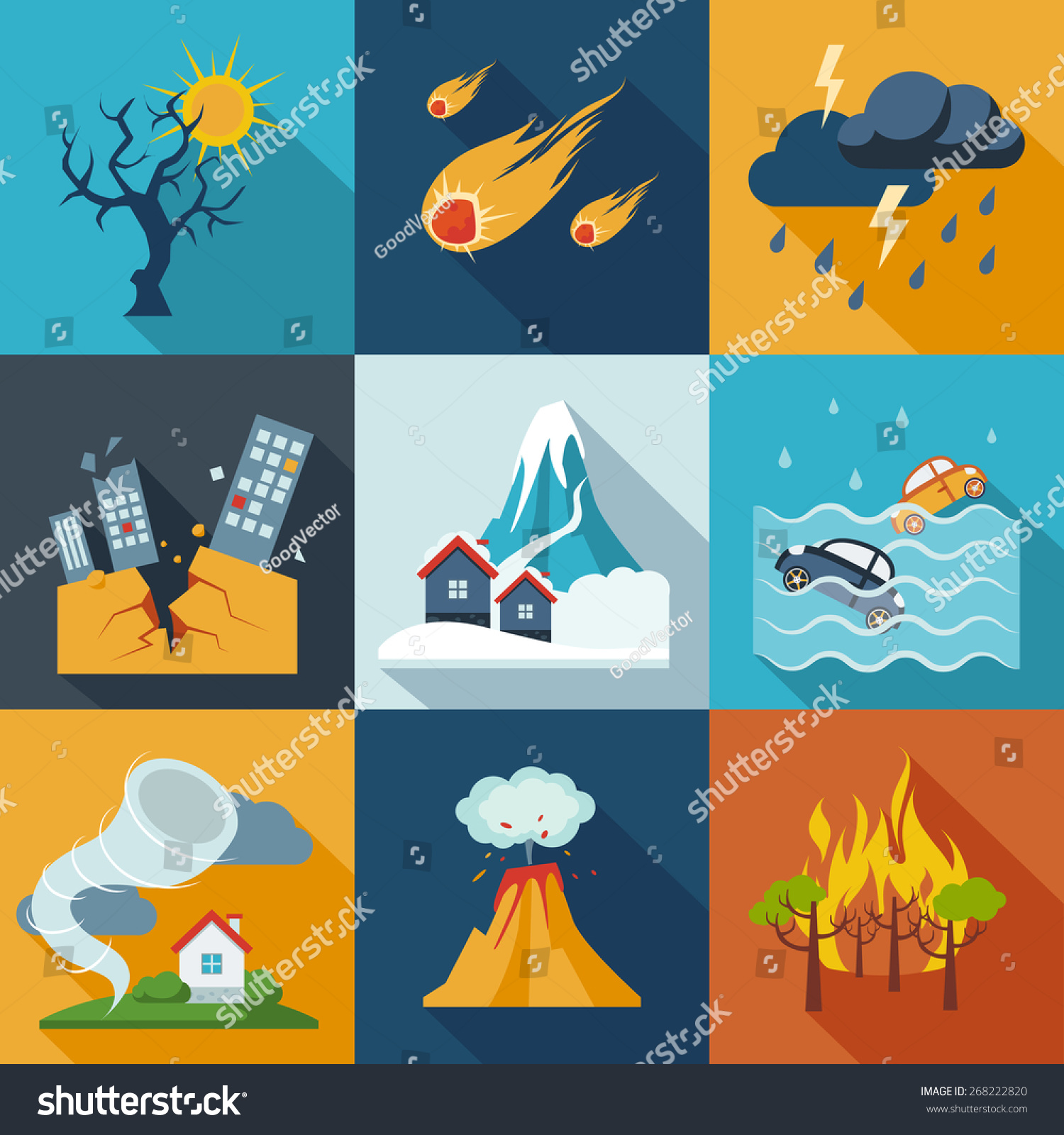 manmade disasters and insurance coverage Catastrophic risks are not statistical independent natural and man-made events have a low frequency, making very difficult to estimate the probability of occurrence.