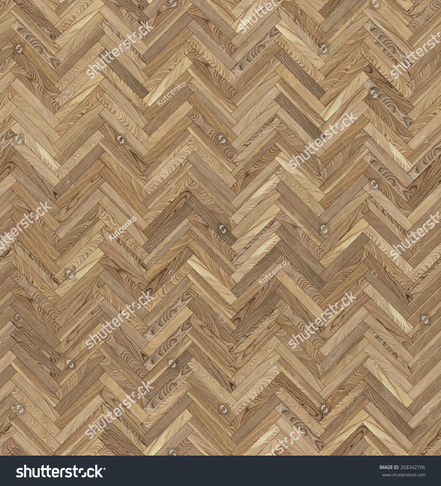 wooden and laminate