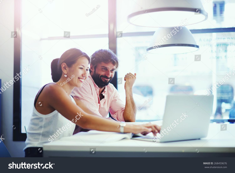 Office fun discussing business between women - 3 part 5