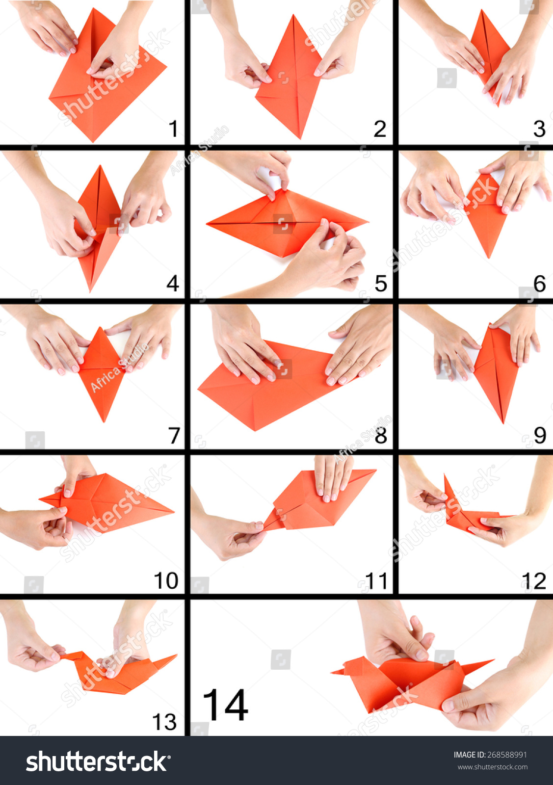Pin by elke on origami   pinterest   origami, origami bird and birds.