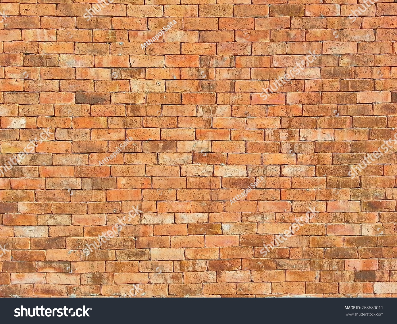 Brick wall surface texture background stock photo for Wall surface texture