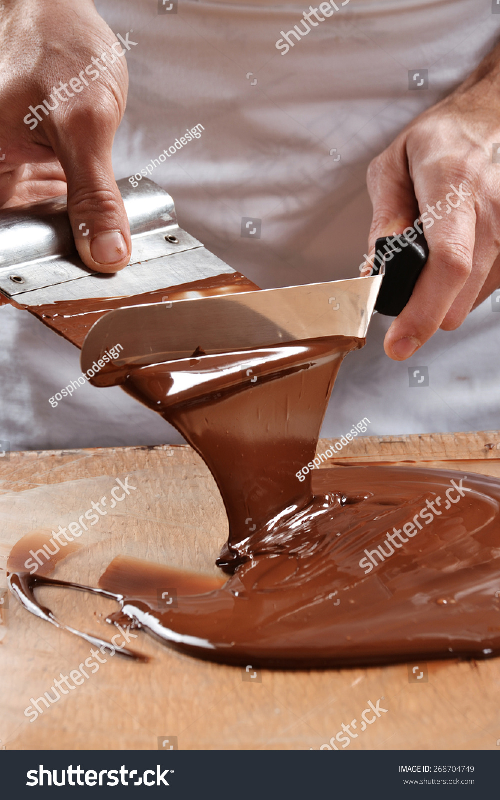 how to cook with chocolate