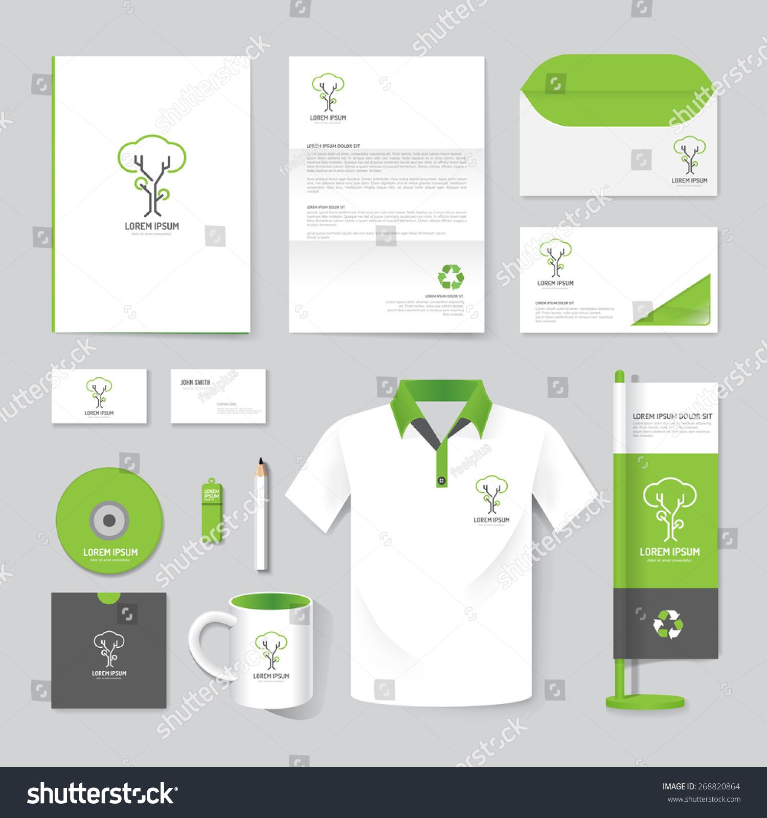 Shirt design template size - Vector Brochure Flyer Magazine Folder T Shirt Cover Booklet Poster