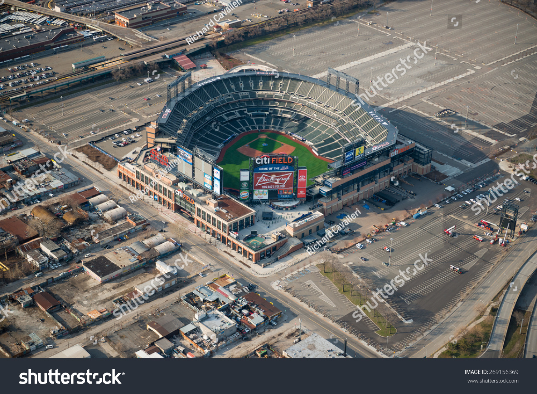 Madison Square Garden: April 5: Citifield Stadium In Flushing Meadows