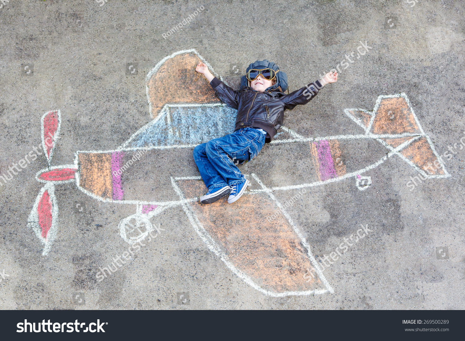 how to make cool chalk drawings