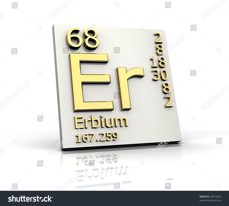 Erbium er element periodic table retail store layout software erbium form periodic table elements stock illustration 26973265 stock photo erbium form periodic table of elements gamestrikefo Image collections