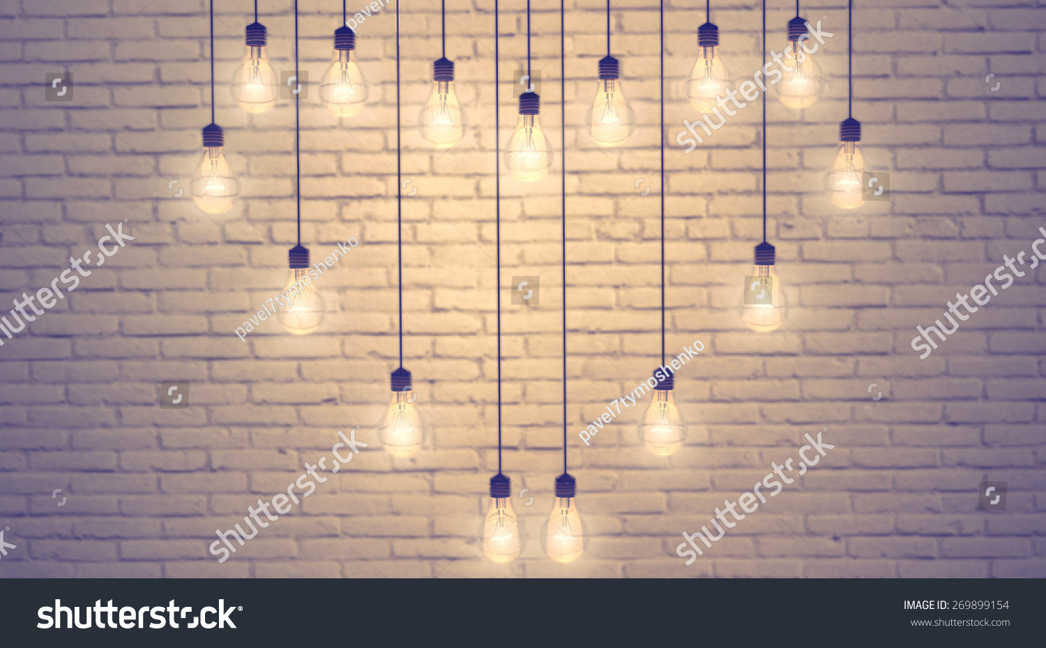 Bricks attic ceiling fixtures hearts stock illustration 269899154 bricks attic ceiling fixtures hearts dailygadgetfo Image collections