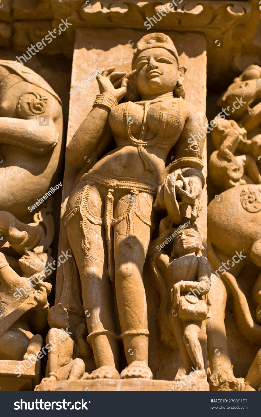 fameous stone sculptures in in india stock photo 27009157   shutterstock