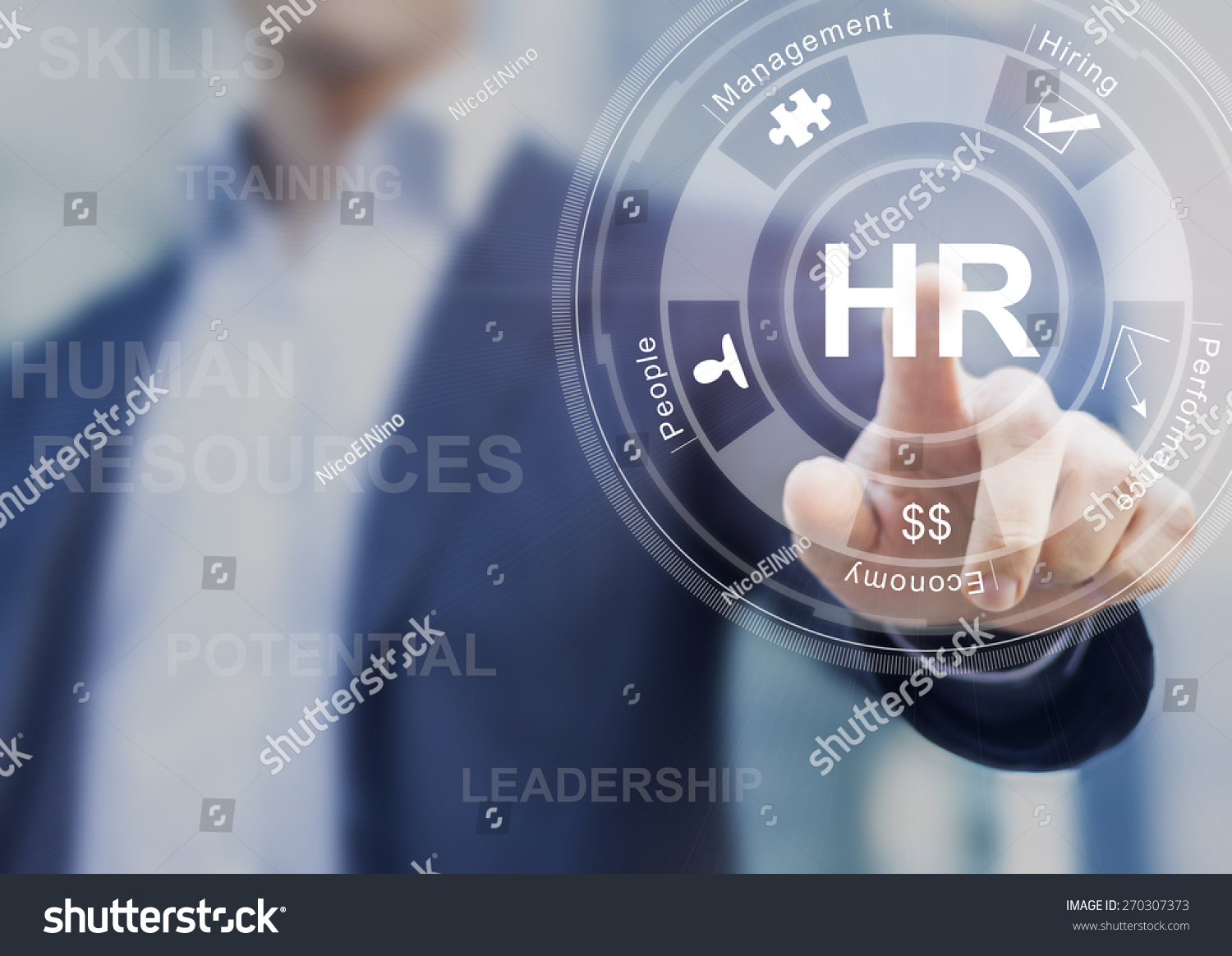 concepts in hr managements At larger companies, human resources professionals may be in charge of the  task in the smallest organizations, recruitment may be left to line managers.