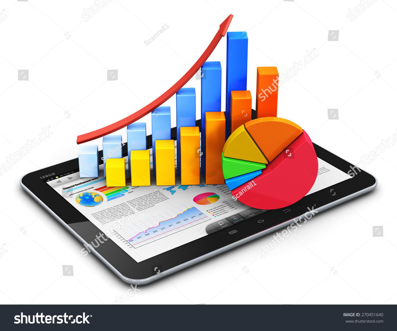 Mobile Internet Office Stock Exchange Market Stock ...