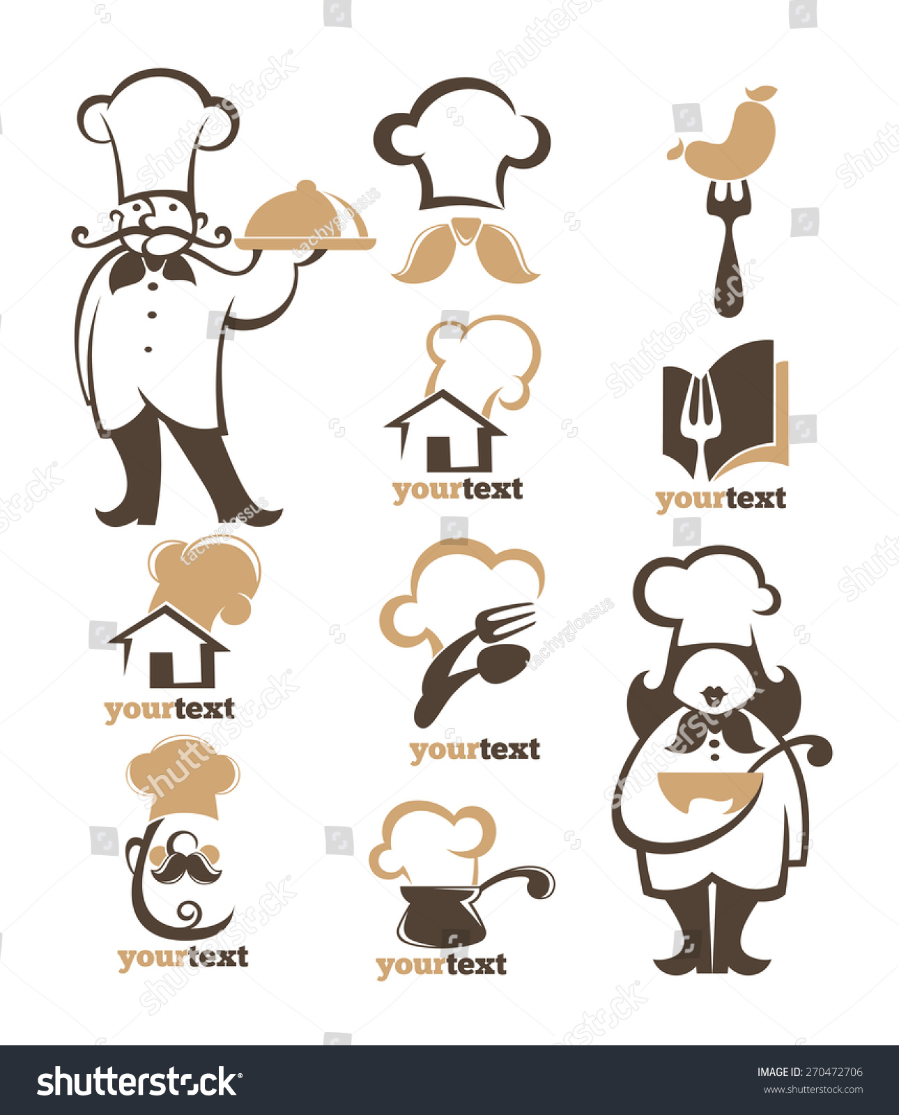 Royalty Free All For Food Vector Icon Symbols And 270472706