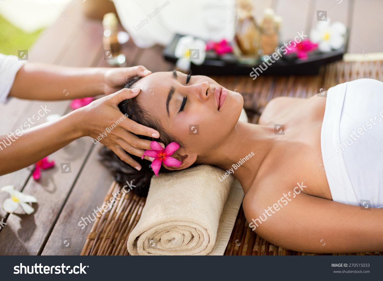 Asian Woman Spa Salon 91