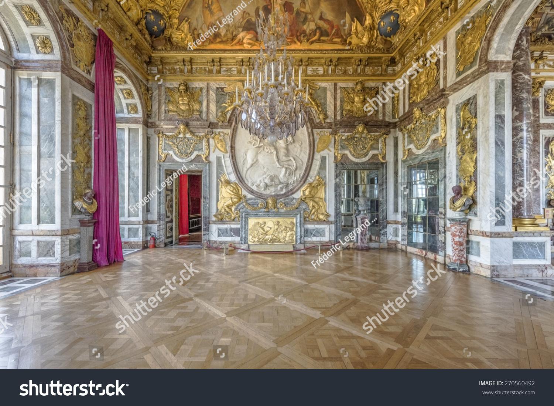 Versailles france april 18 2015 the war room salon for Salon de versailles