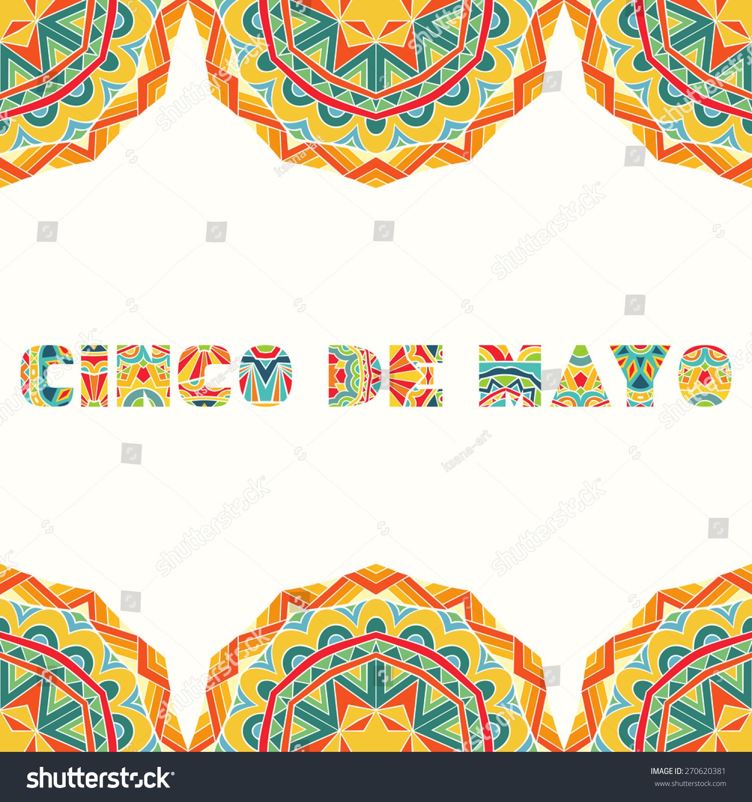 Mexican Food Border Clip Art