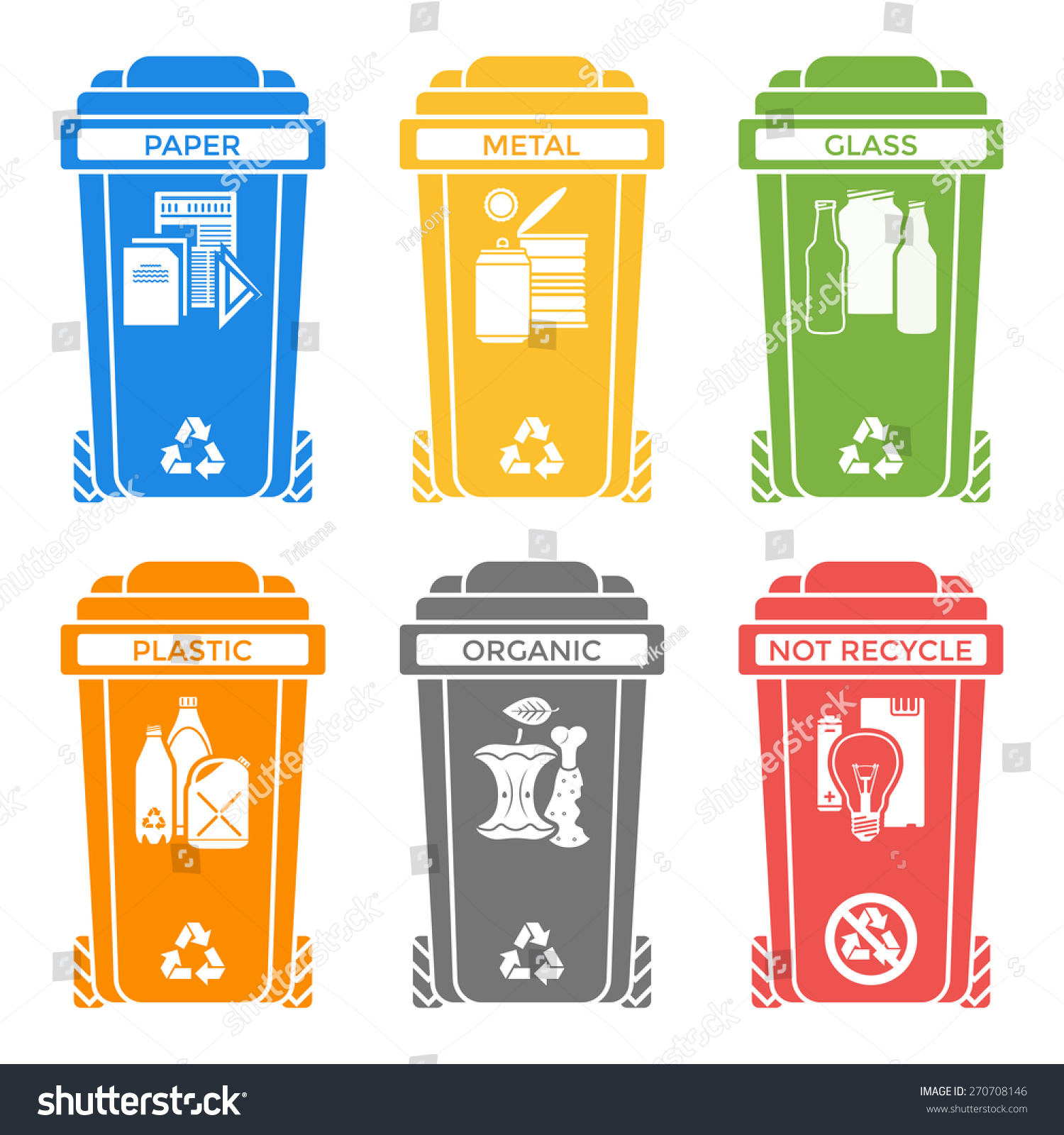 research paper about waste segregation Health care waste management in uganda  health care waste, management, segregation,  another research conducted on management and generation of hcw in two .