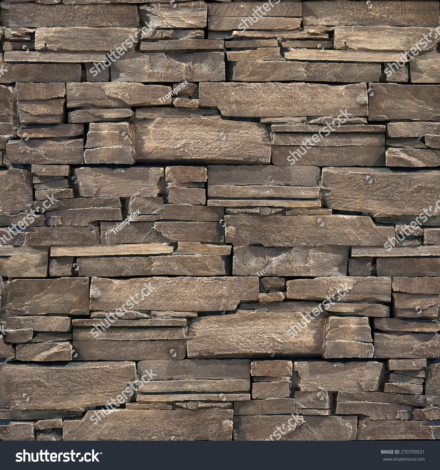 Decorative Stone Wall   Interior Panel Pattern   Design Wallpaper    Seamless Background   Continuous Replication