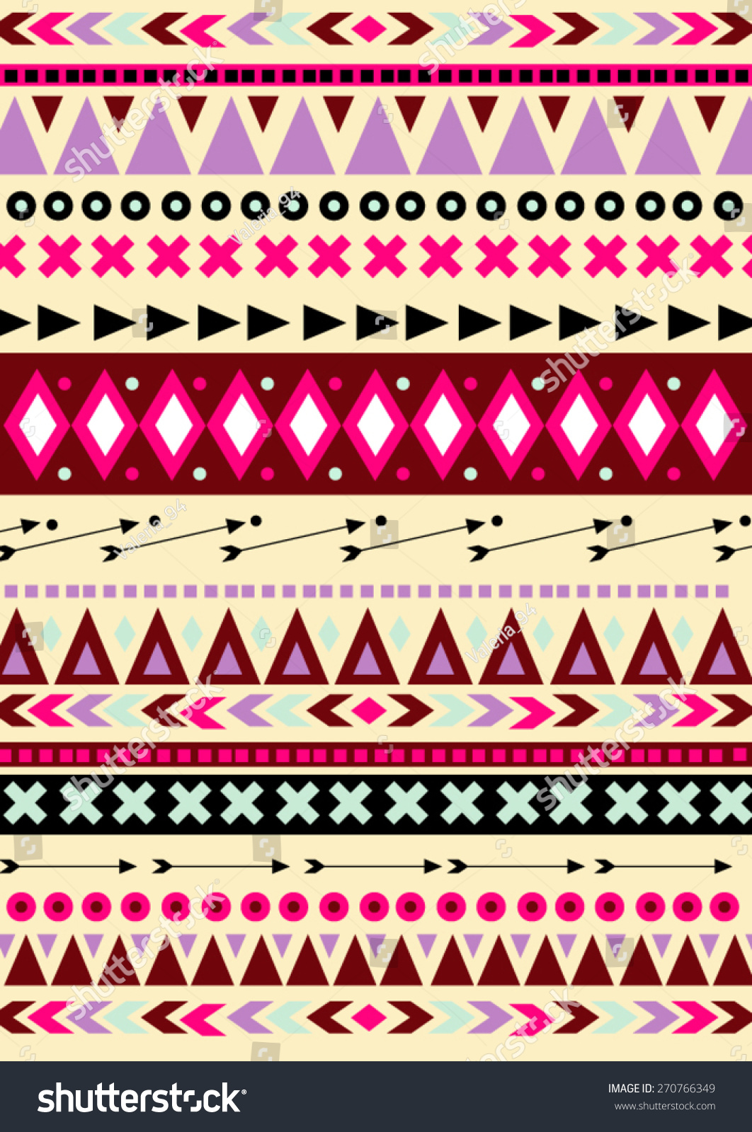 Background geometric mexican patterns seamless vector zigzag maya - Vector American Indian Aztec Mayan Ethnic Border Background It Can Be Used For Wallpaper