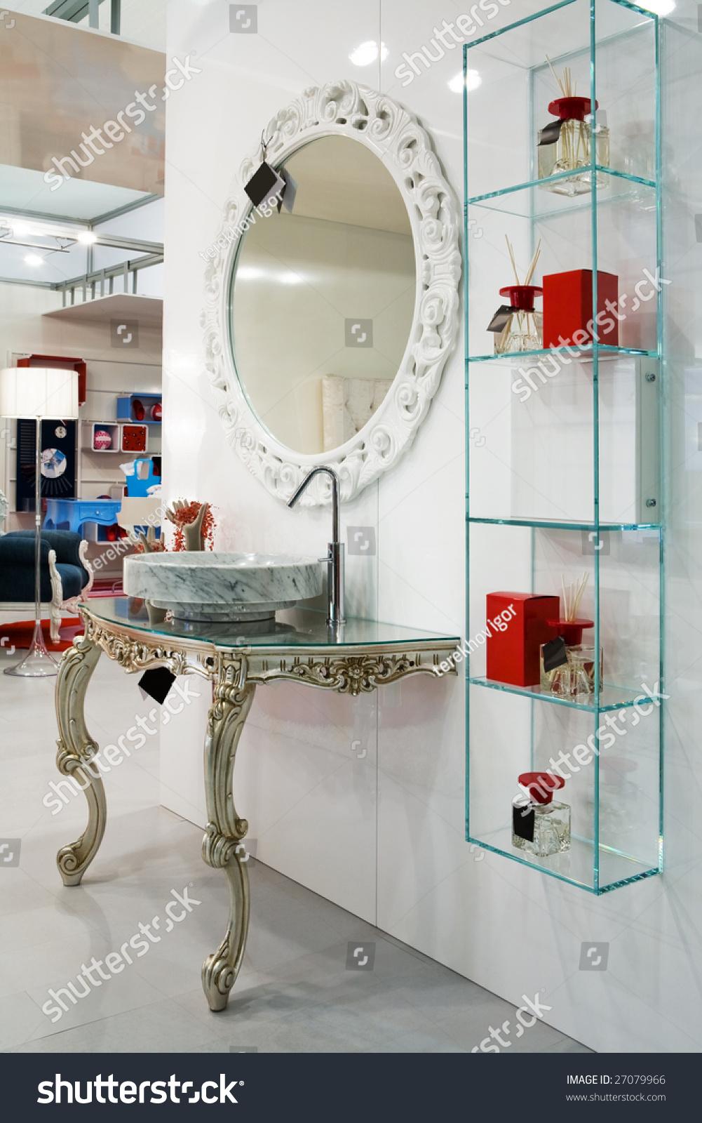 Beautiful And Modern Furniture In Furniture Store Stock Photo 27079966 Shutterstock