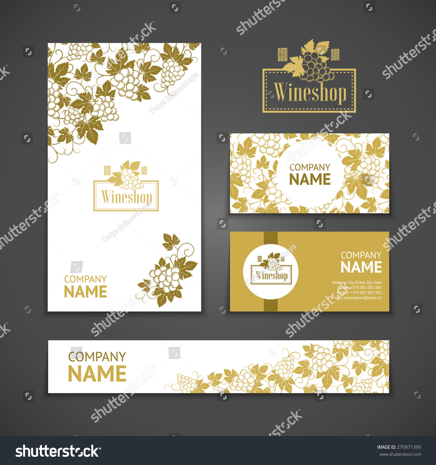 Wine Business Cards Images - Free Business Cards