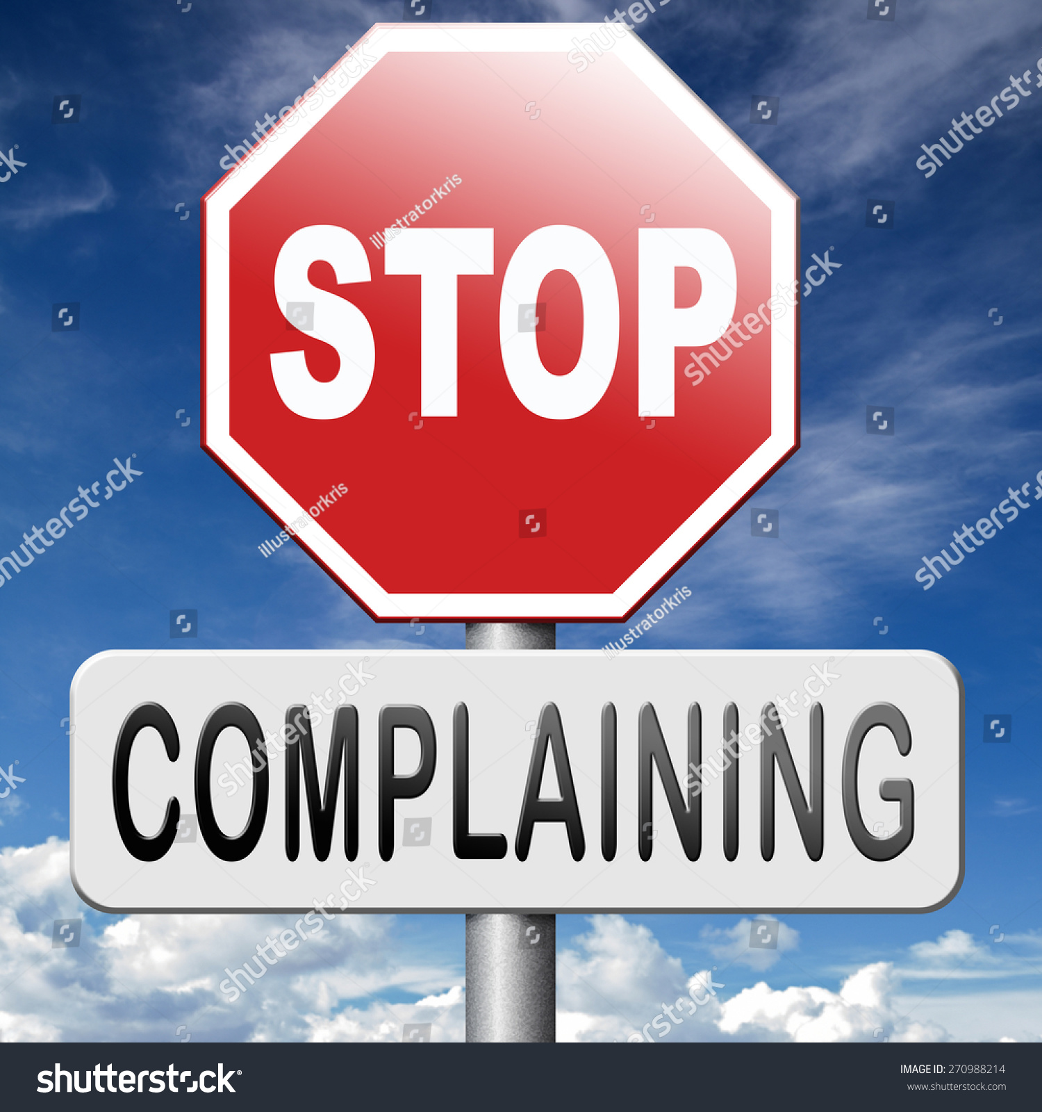 stop complaining dont complain accept fate destiny responsibility save to a lightbox