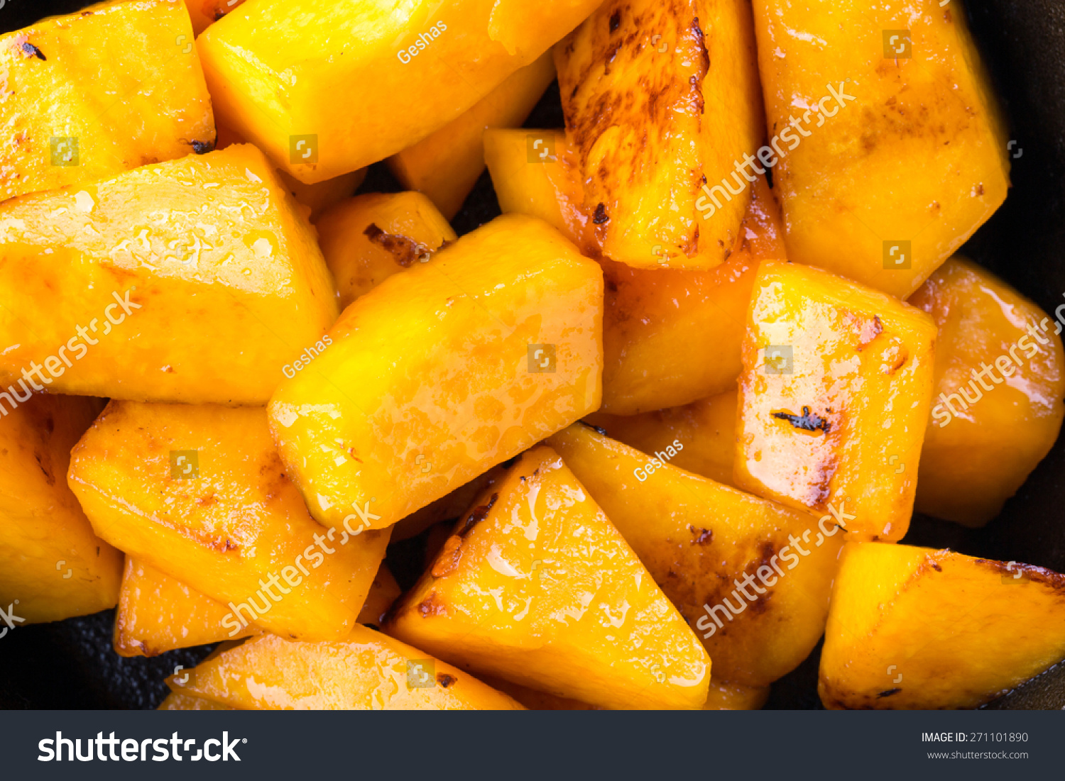 how to make fried butternut squash