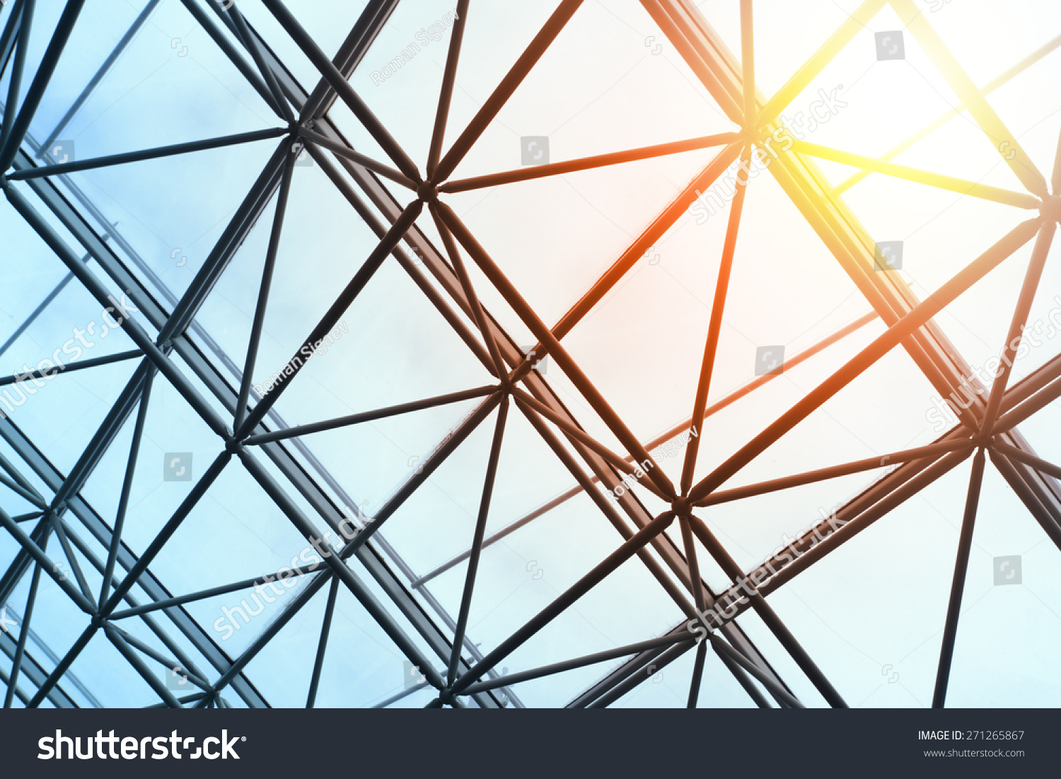 Skylight window abstract architectural background stock for Architectural skylights