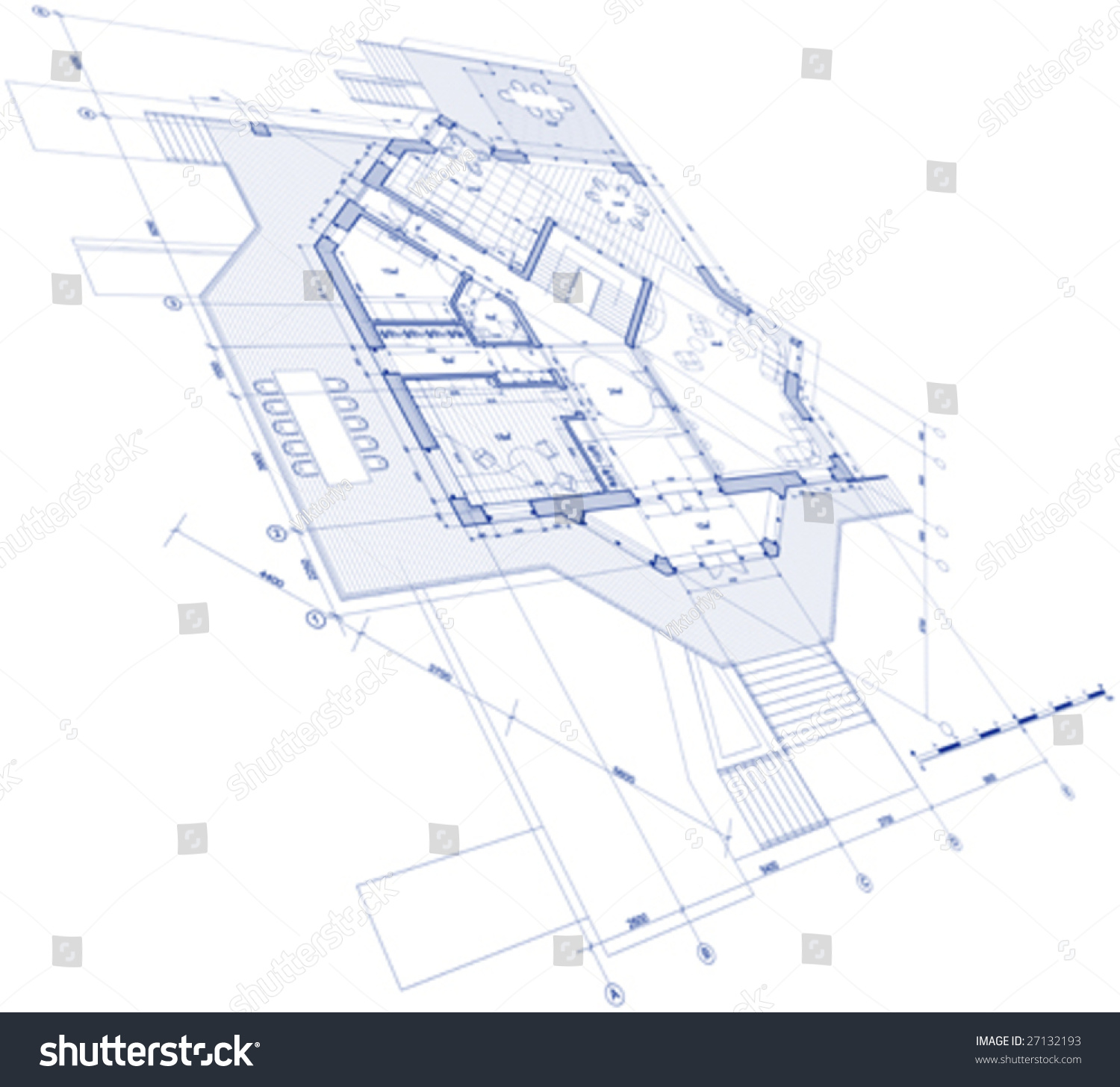 Architecture blueprint abstract house plan vector stock vector architecture blueprint abstract house plan vector background malvernweather Gallery