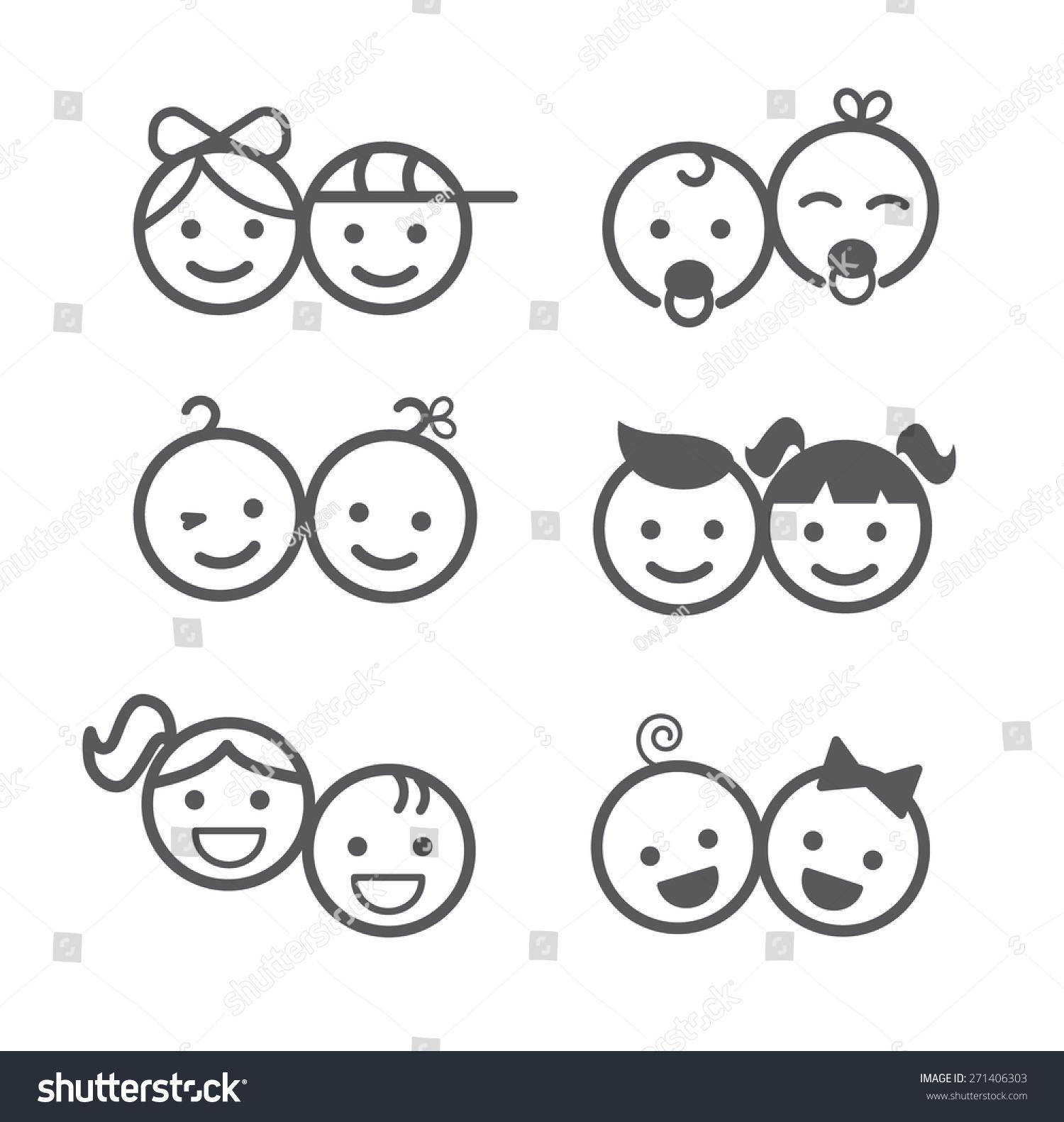 Pin Kids-icon-sets on Pinterest