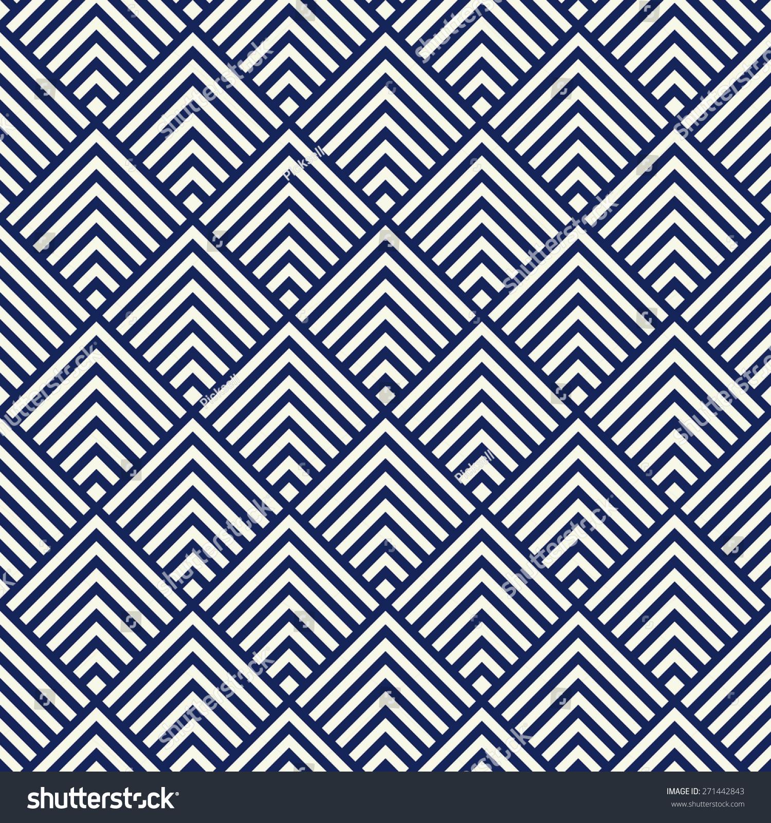 seamless porcelain indigo blue white art stock illustration 271442843 shutterstock. Black Bedroom Furniture Sets. Home Design Ideas