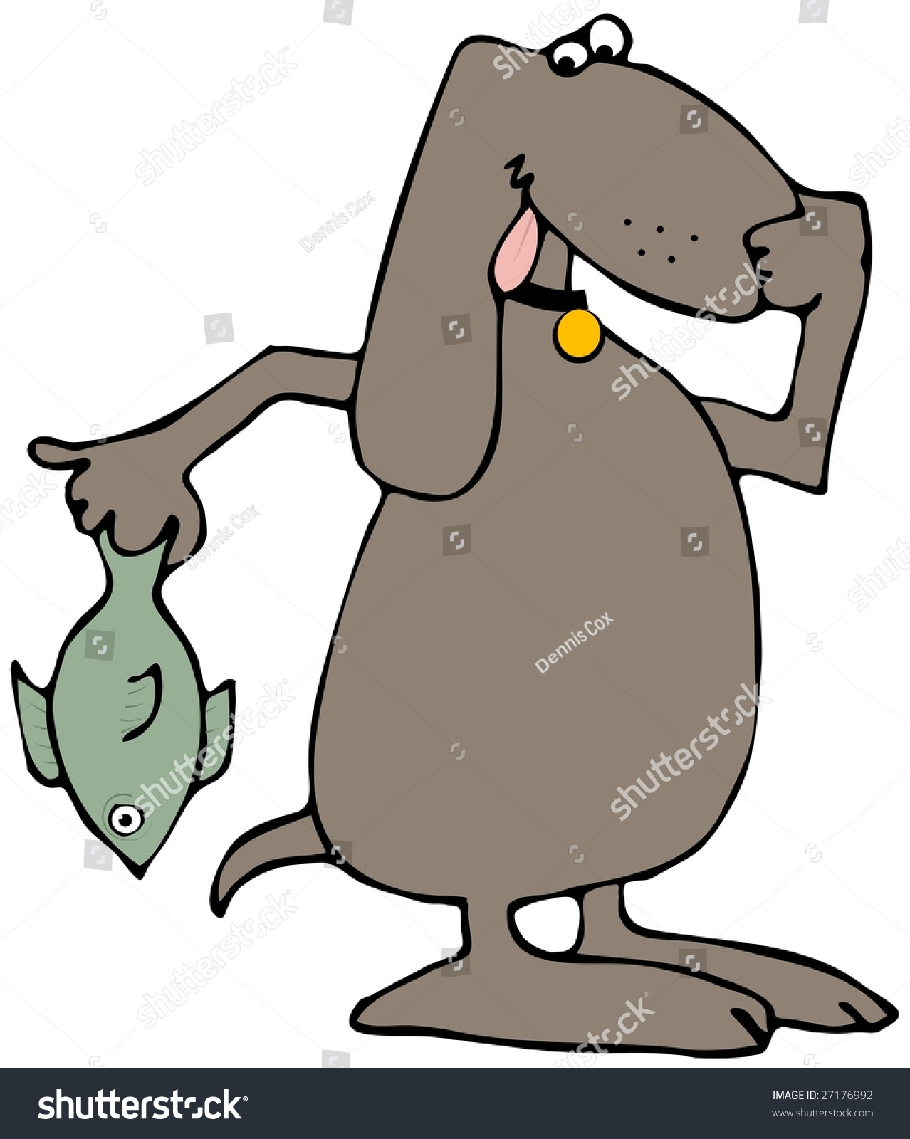Stinky fish stock illustration 27176992 shutterstock for Stinky fish in a can