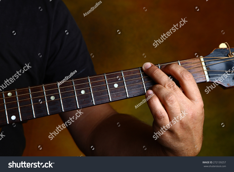 G Major Chord Guitar Stock Photo Edit Now 272139257 Shutterstock
