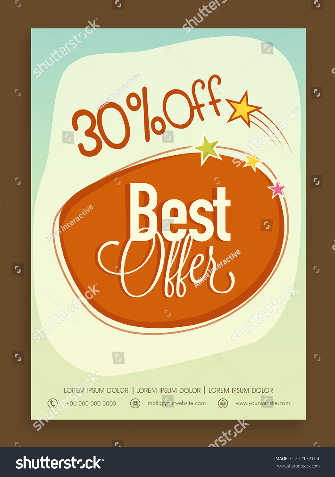 sale flyer design nede whyanything co
