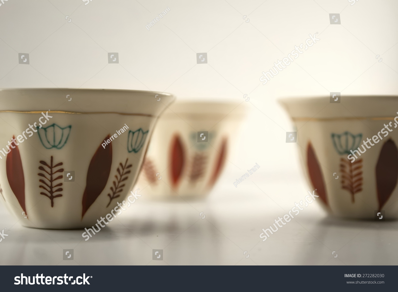 Lebanese Coffee Cups