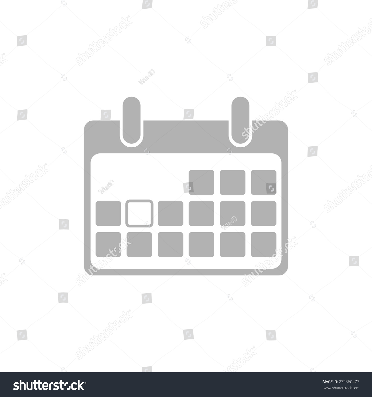 Blank Calendar Icon Vector : Blank calendar icon imgkid the image kid has it