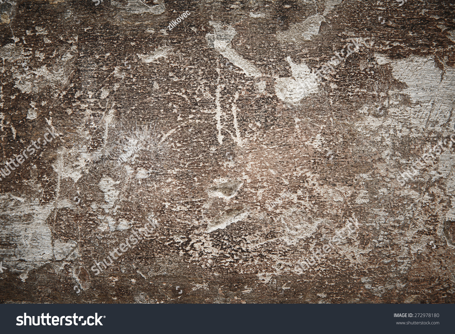 Cement Wall Graffiti : Dirty old and scraped concrete wall decorative textured