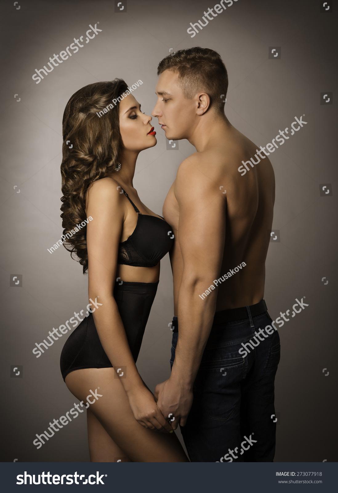 Women kissing hot A Very