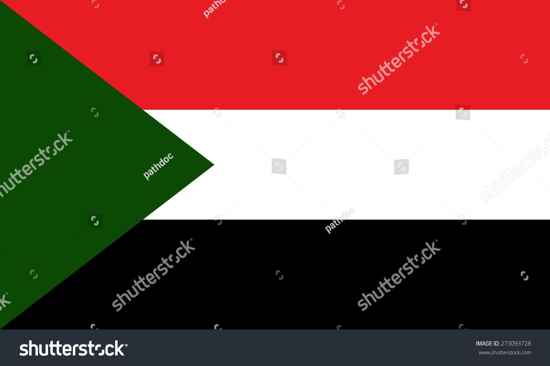 Eps 8 Vector Illustration Original Flat Sudan Stock Vector 2018