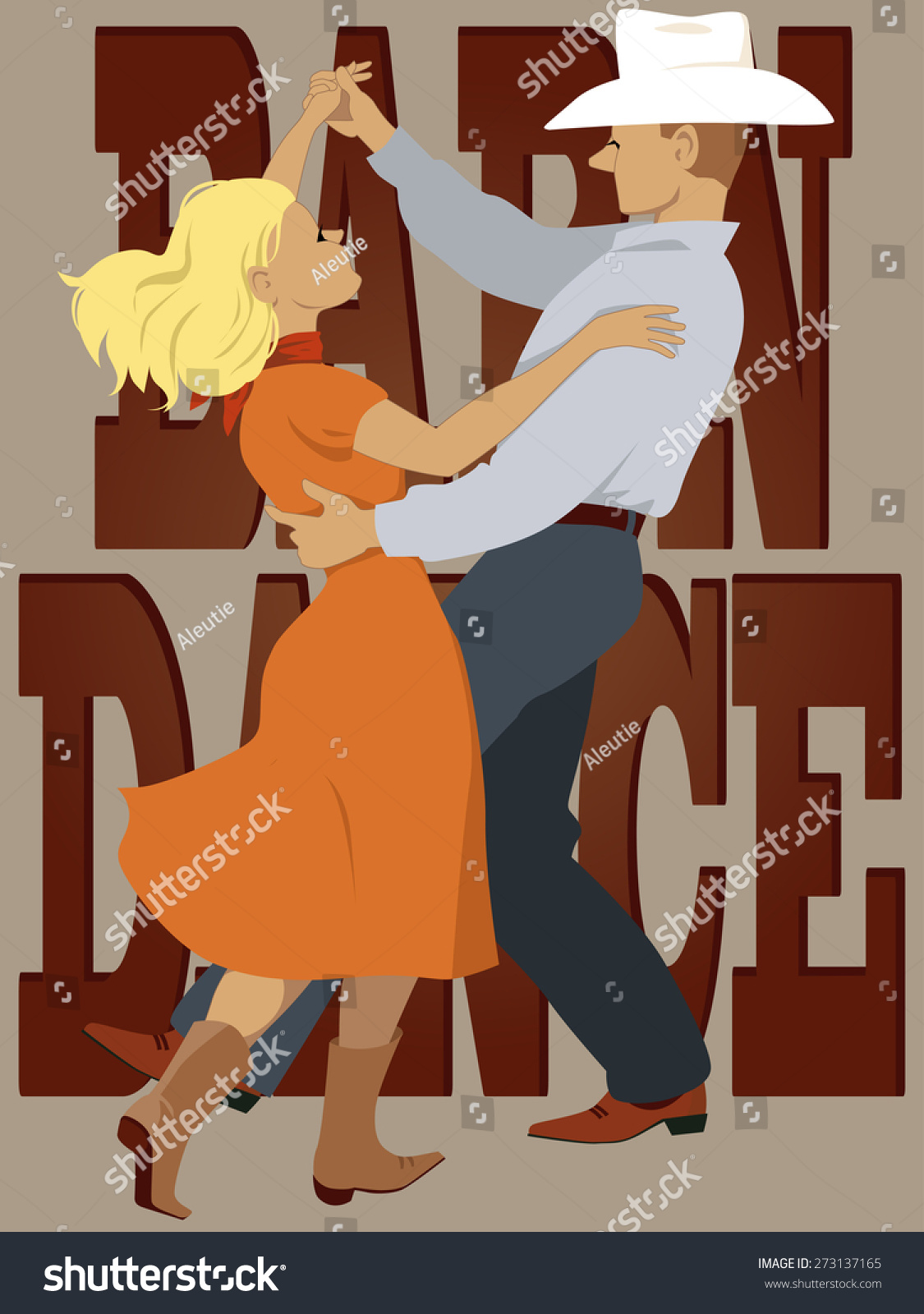 how to polka country dance