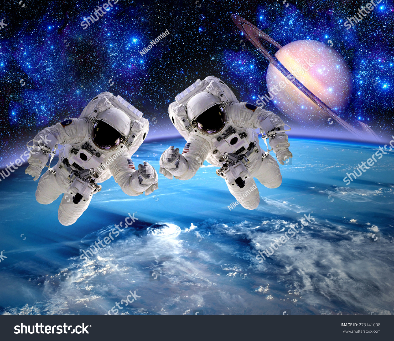 astronaut space team - photo #12