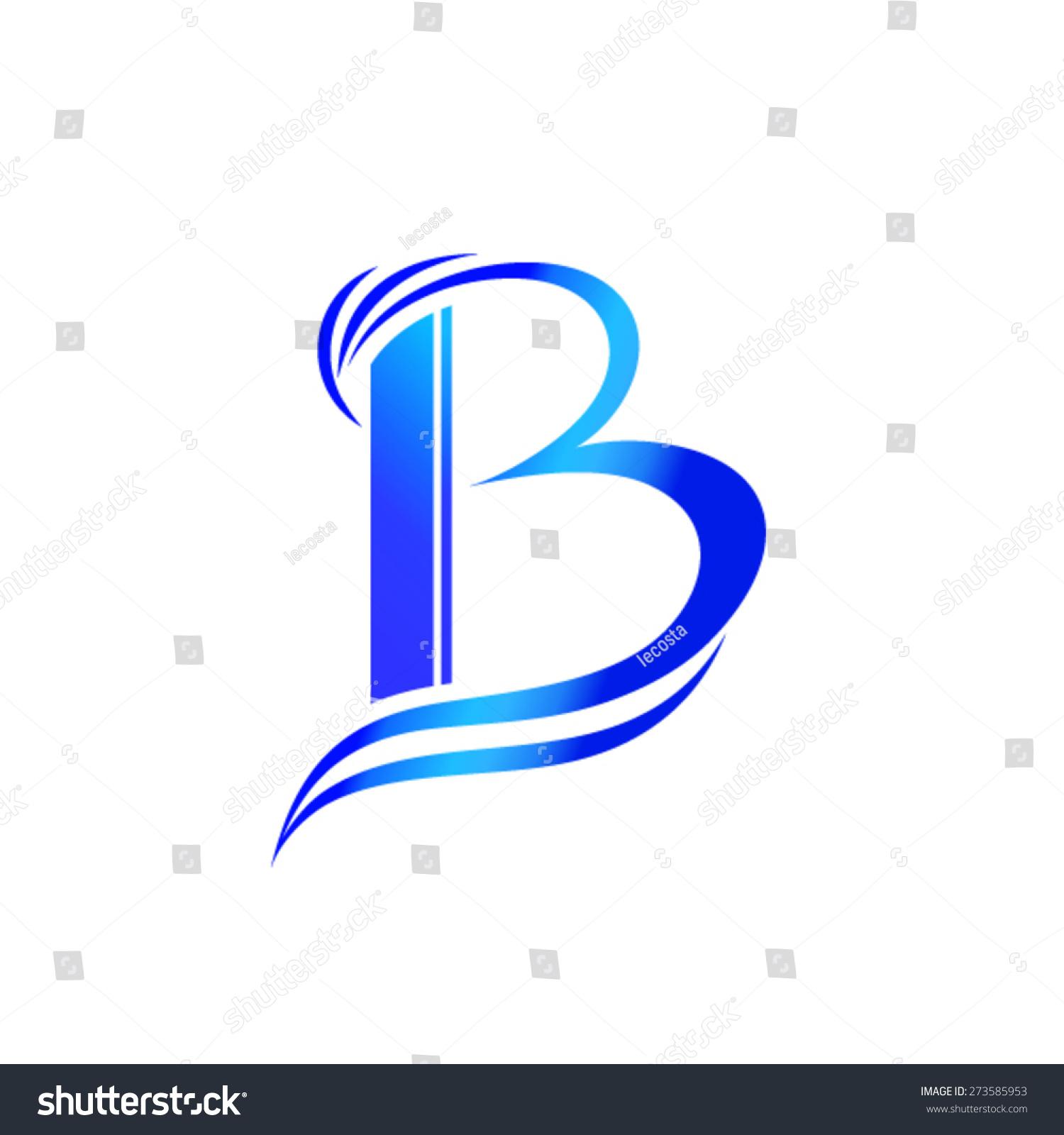 Letter b logo design stock vector 273585953 shutterstock for Logo b b