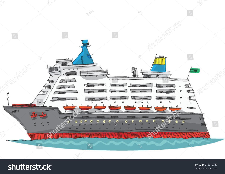 Ship Cartoon Images Www Pixshark Com Images Galleries