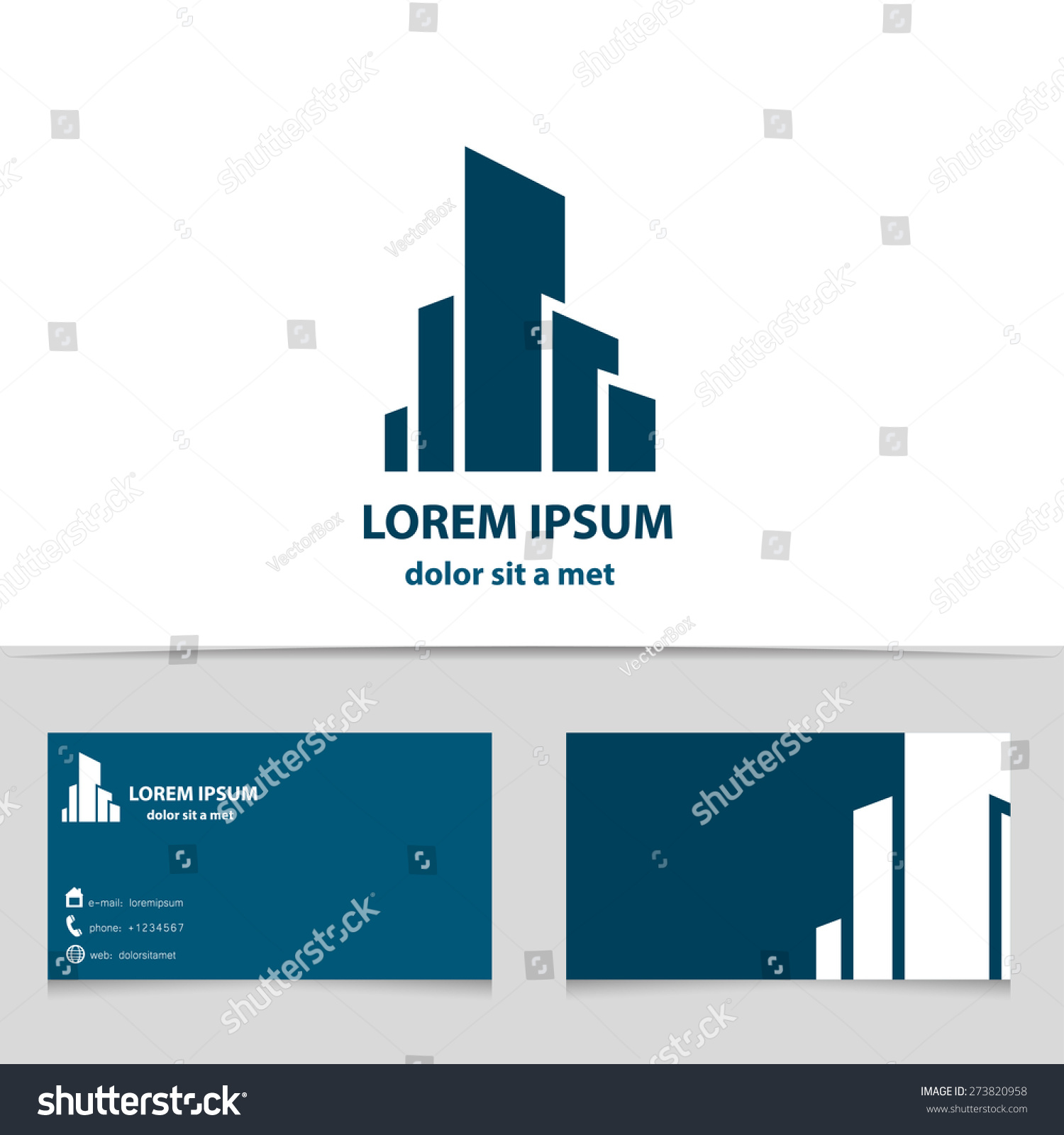 Building construction logo design your company stock for Design company