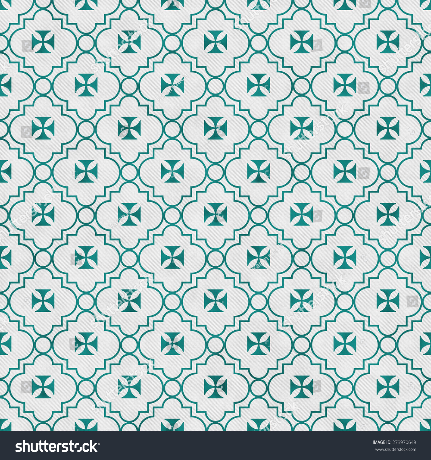 Teal white maltese cross symbol tile stock illustration 273970649 teal and white maltese cross symbol tile pattern repeat background that is seamless and repeats biocorpaavc